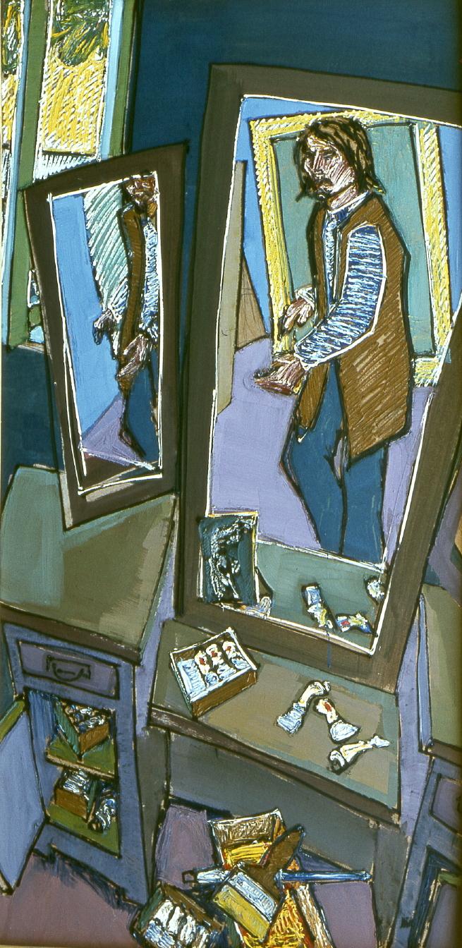 Tükör és ablak I.