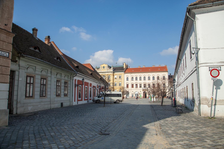 Szentlélek tér 1. Fotó: Oláh Gergely Máté