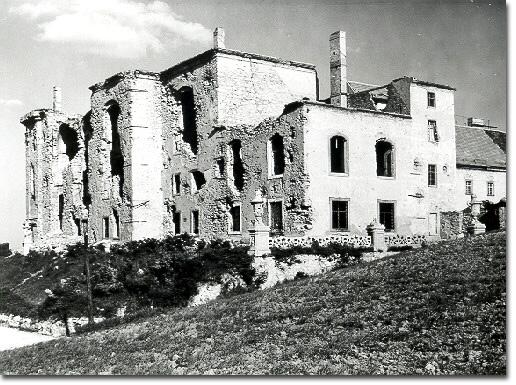 A Schmidt-kastély (Kiscelli Múzeum) Forrás: Országos Műemlékvédelmi Hivatal