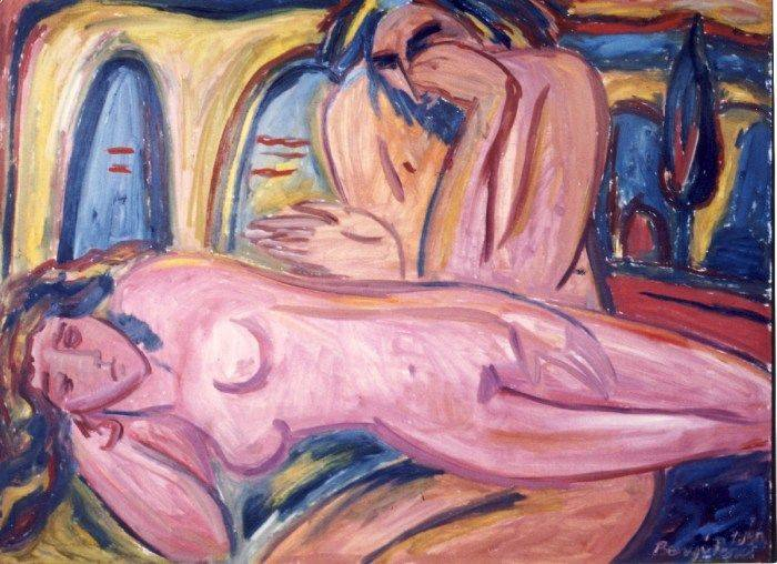Szerelmesek, 1990