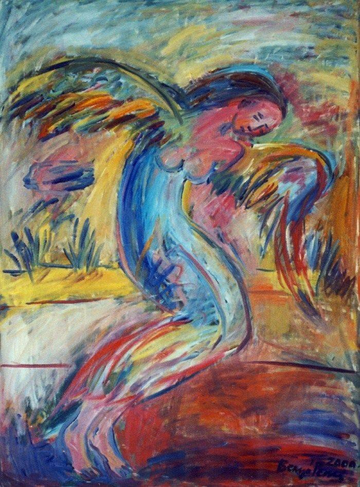 Remény, Szárnyas nő, 2000