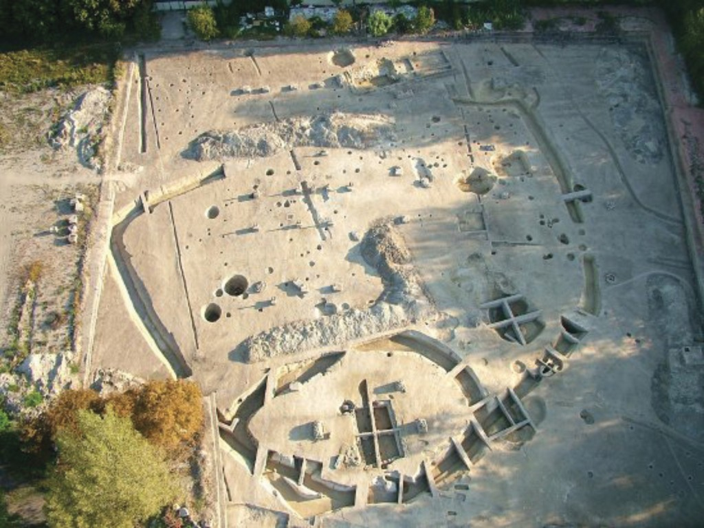 Középkori településnyomok az Óbudai-szigeten (regeszet.btm.hu)