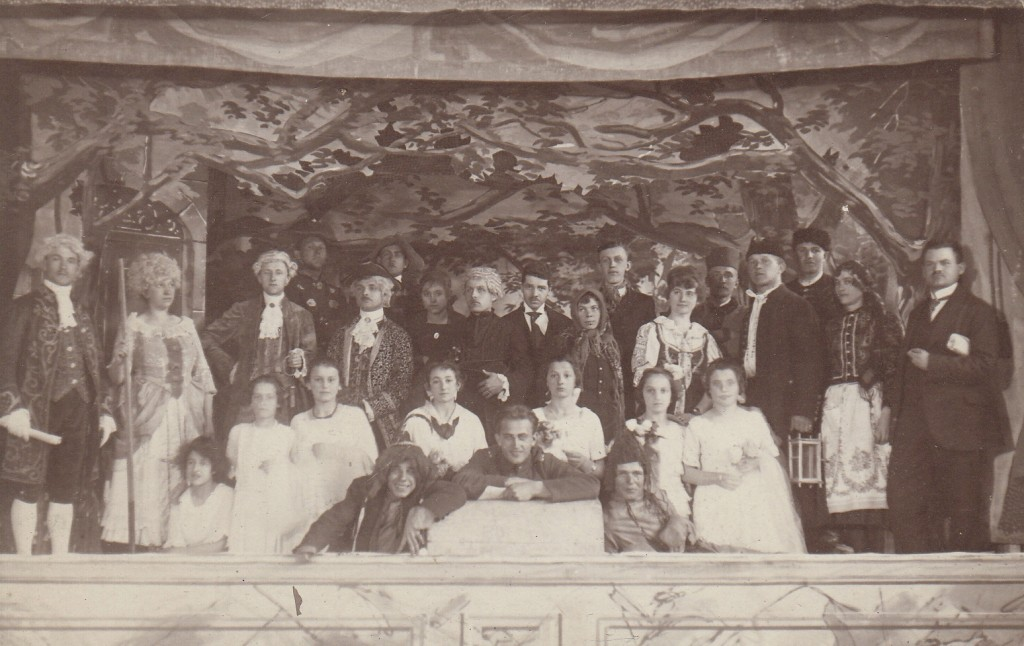 Kisfaludy szinhaz tarsulata 1920 k