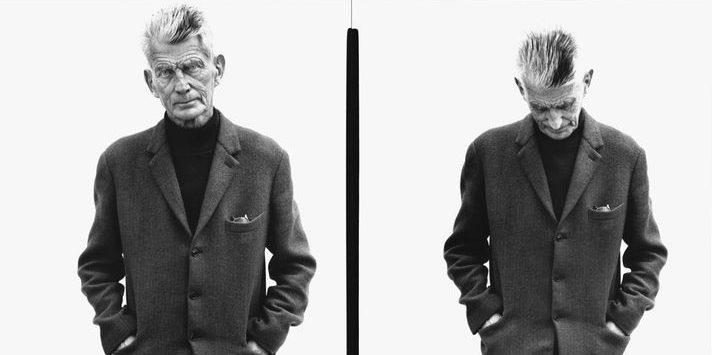 Samuel Beckett Fotó: pinterest.com