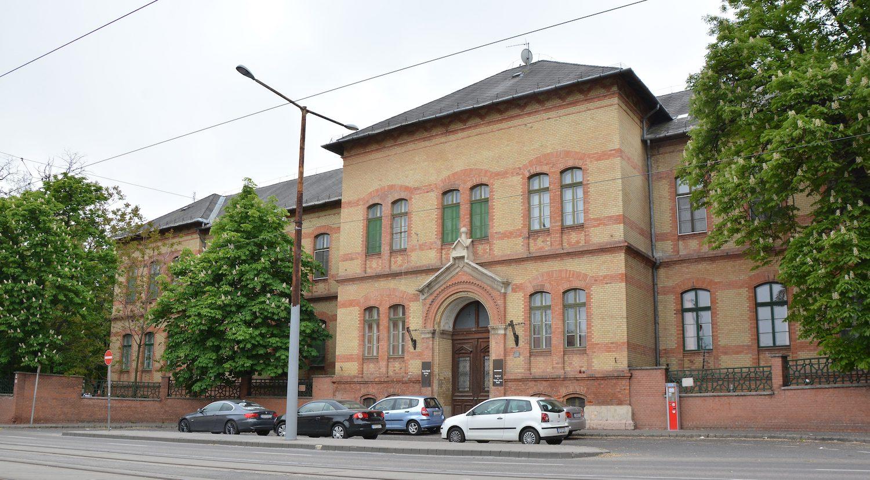 A Margit Kórház épülete Fotó: Sánta Balázs
