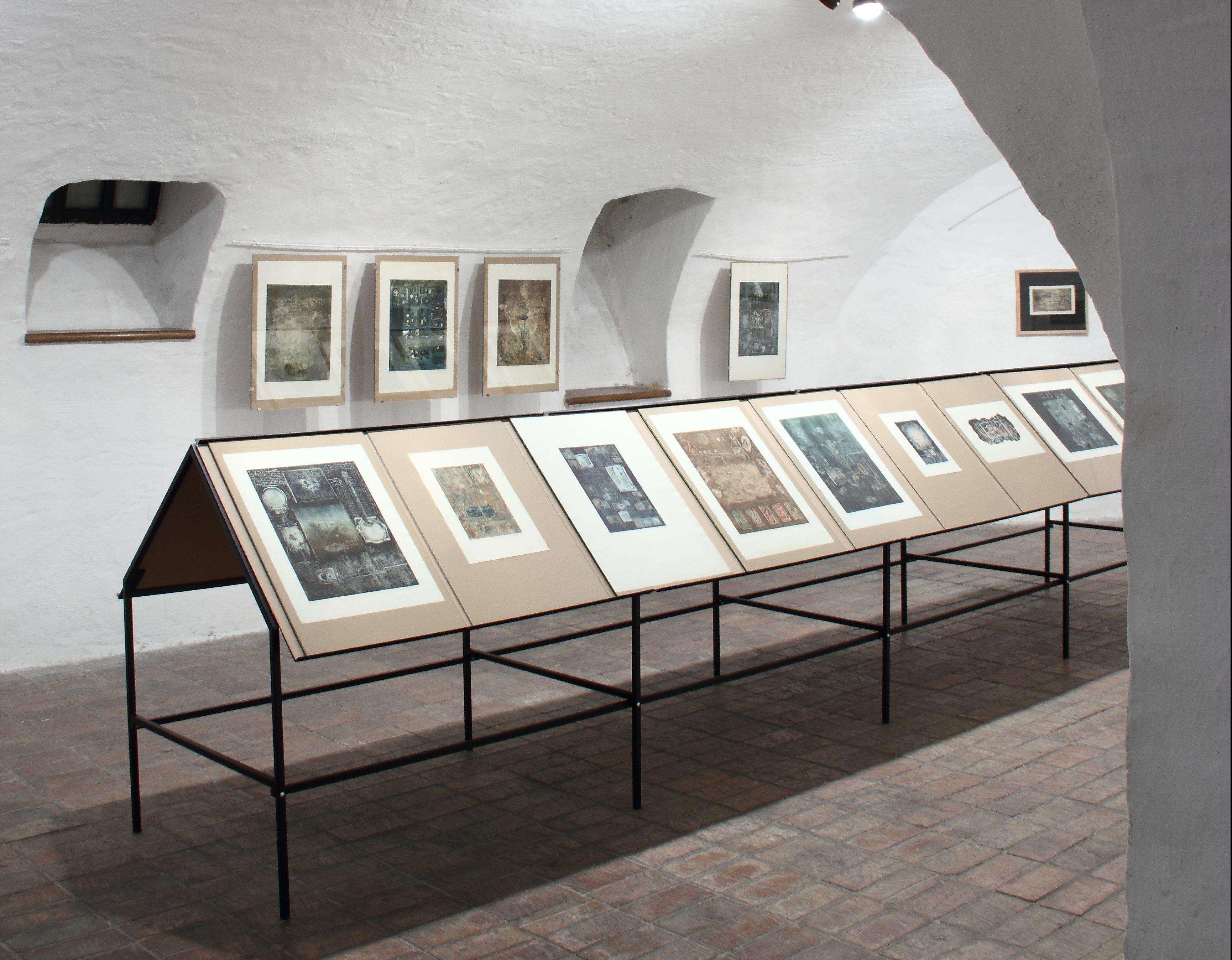Képmutogató - Hrabal 100, 2014. Óbudai Társaskör Galéria