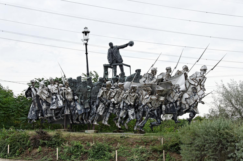 Az 1919-es emlékmű