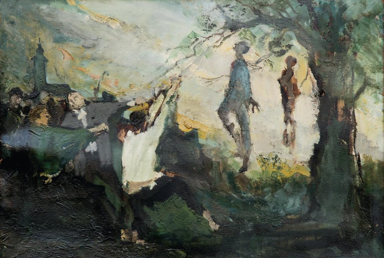 Forradalom (Akasztás), 1956